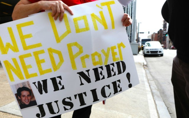 Los fieles están decepcionados por la corrupción de la iglesia: arzobispo - Foto de Internet