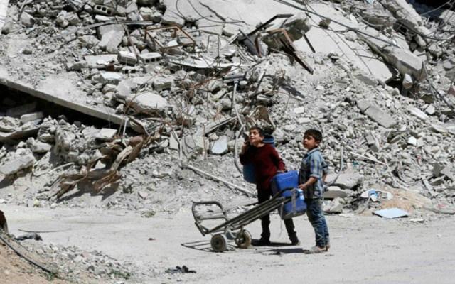 Todo el mundo se equivocó en Siria: cardenal - Foto de AFP/Louai Beshara
