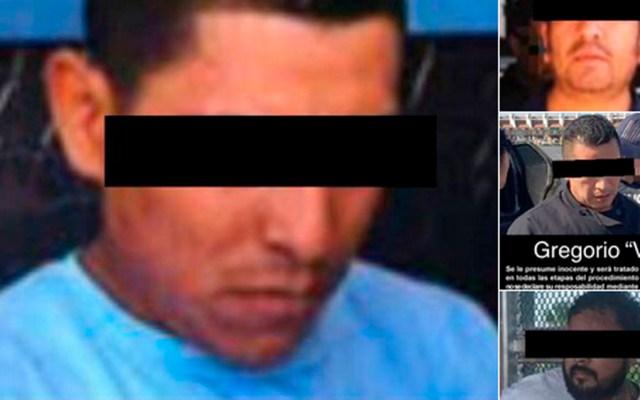 PGR detiene a cinco hombres deportados por EE.UU. - Foto de PGR