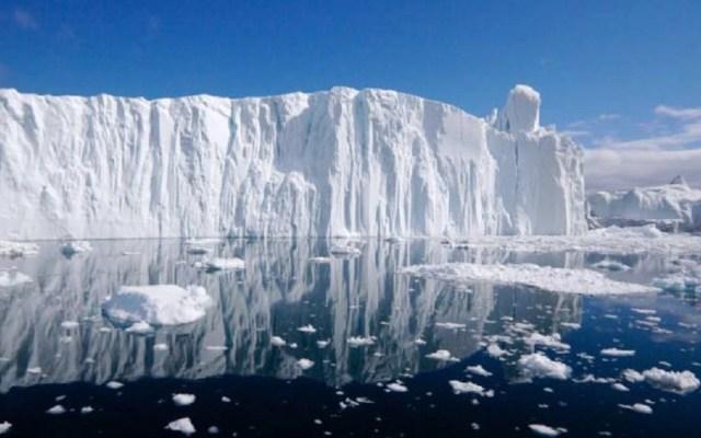 Prevén que derretimiento del hielo en Groenlandia sea irreversible - Deshielo en Groenlandia. Foto de Internet