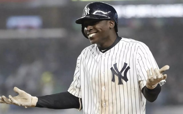 Didi Gregorius regresa a la alineación titular de los Yankees - Didi Gregorius. Foto de AP