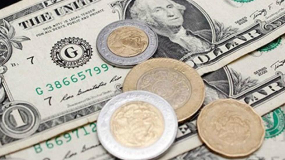Así cerró el dólar en jornada marcada por renuncia de Urzúa - Peso cierra con pérdida ante calificación negativa de deuda de Pemex