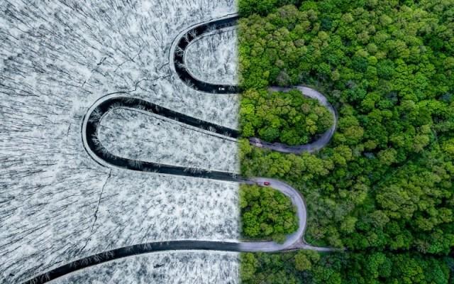 Las fotos más impresionantes tomadas por drones - img.artphototravel.com