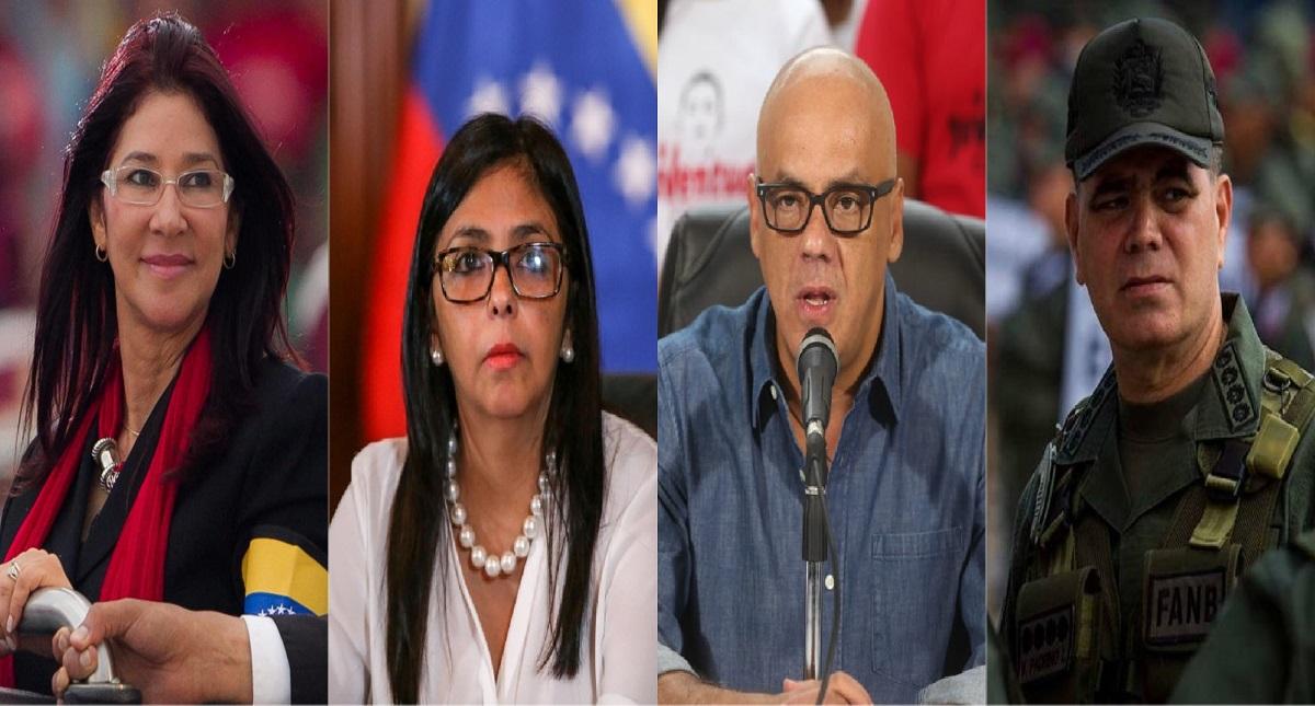 Estados Unidos sanciona a la esposa de Maduro