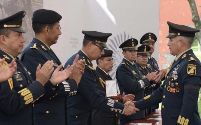Estado Mayor Presidencial trabajará por la transformación de México - Foto de @PrensaLyO