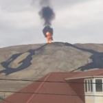 El volcán Otman-Bozdag. Captura de Pantalla