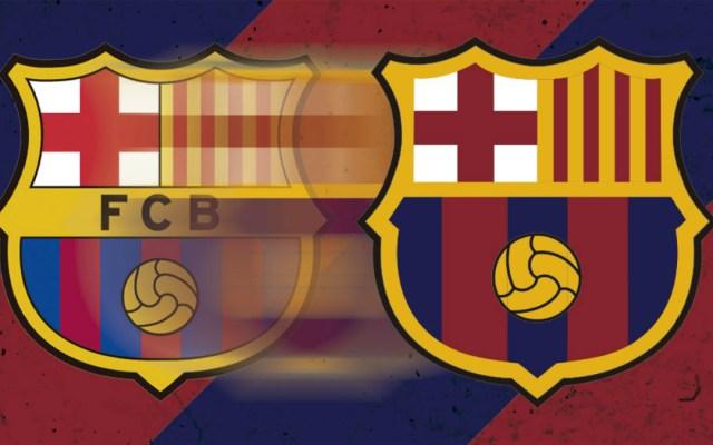 El Barcelona actualiza su escudo para la próxima temporada - Foto de Internet