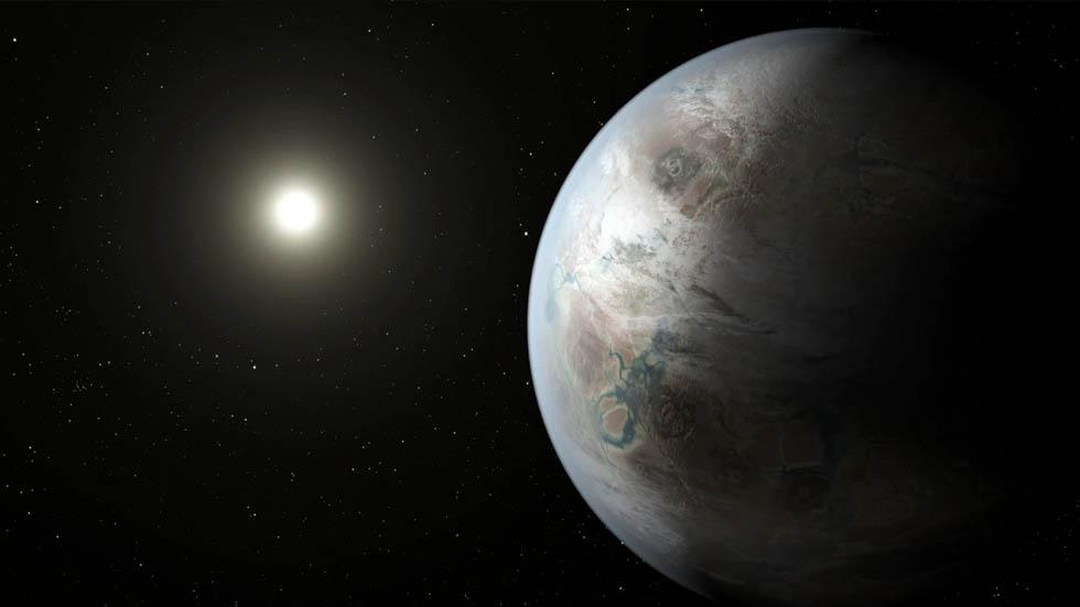 Exoplaneta más cercano a la Tierra podría albergar vida - Ilustración de NASA