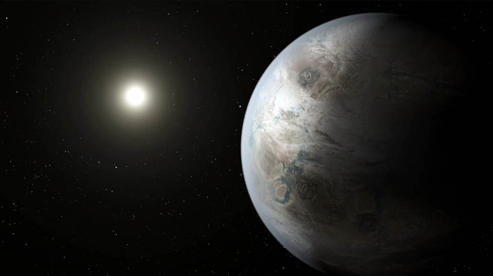 Descubren dos nuevos exoplanetas con ayuda de inteligencia artificial - Ilustración de NASA