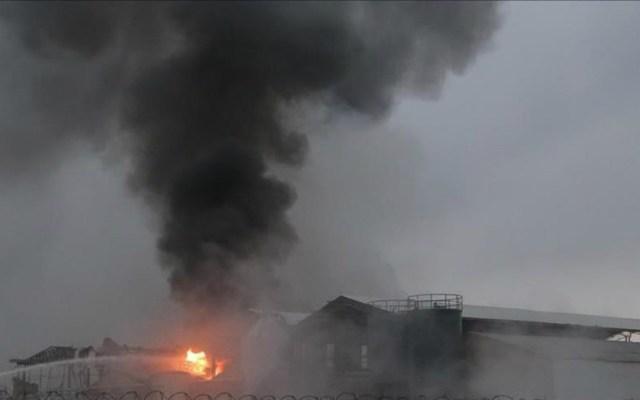 Explosión en fábrica de municiones deja ocho muertos en Sudáfrica - Foto de Internet