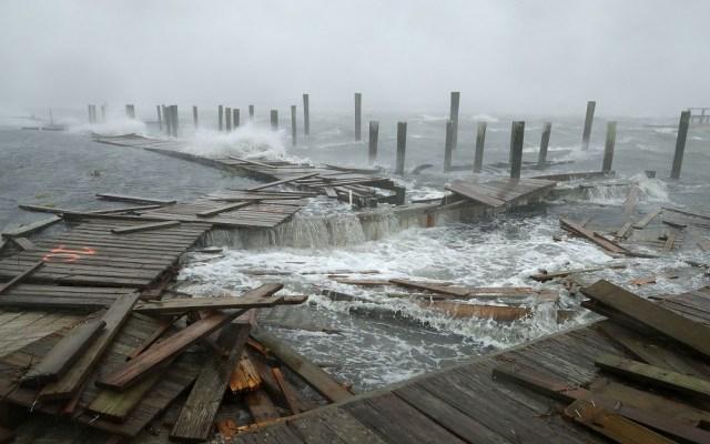 Crece a nueve el número de muertos por Florence - Foto de AFP /Getty Images