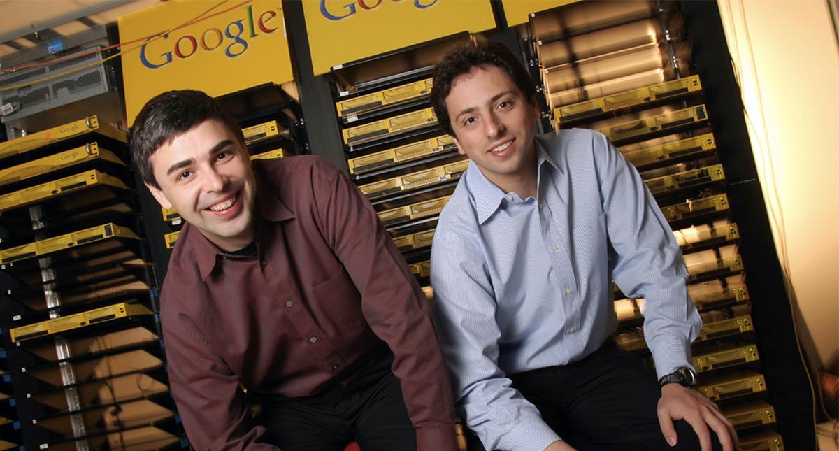 Google cumple 20 años de su creación