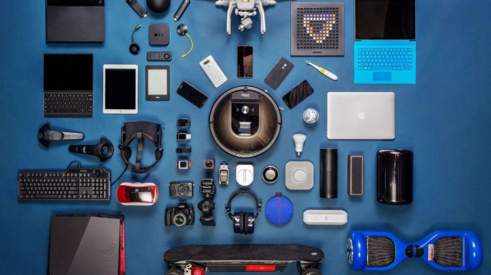 Los gadgets más inusuales del momento
