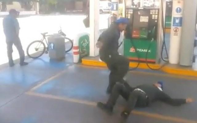 """Lucha Libre AAA busca a gasolineros """"prospectos"""" de la lucha libre - Foto de captura de pantalla"""