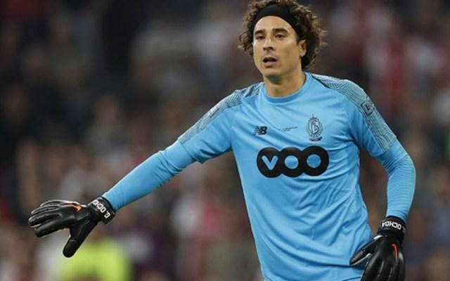 Ochoa y el Standard de Lieja eliminados de la Europa League - Foto de Getty Images
