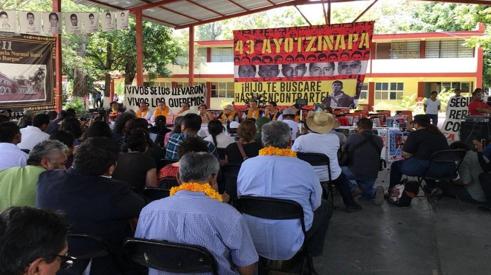 Comisión Interamericana presenta informe sobre Ayotzinapa - Foto de @cencos
