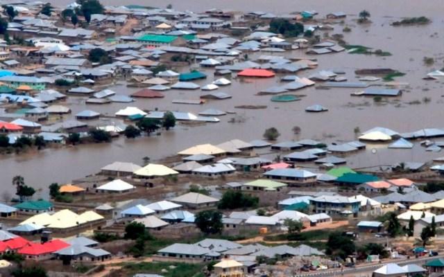 Desastres por cambio climático dejan pérdidas por 2.2 billones de dólares - Inundaciones en Nigeria. Foto de All Africa