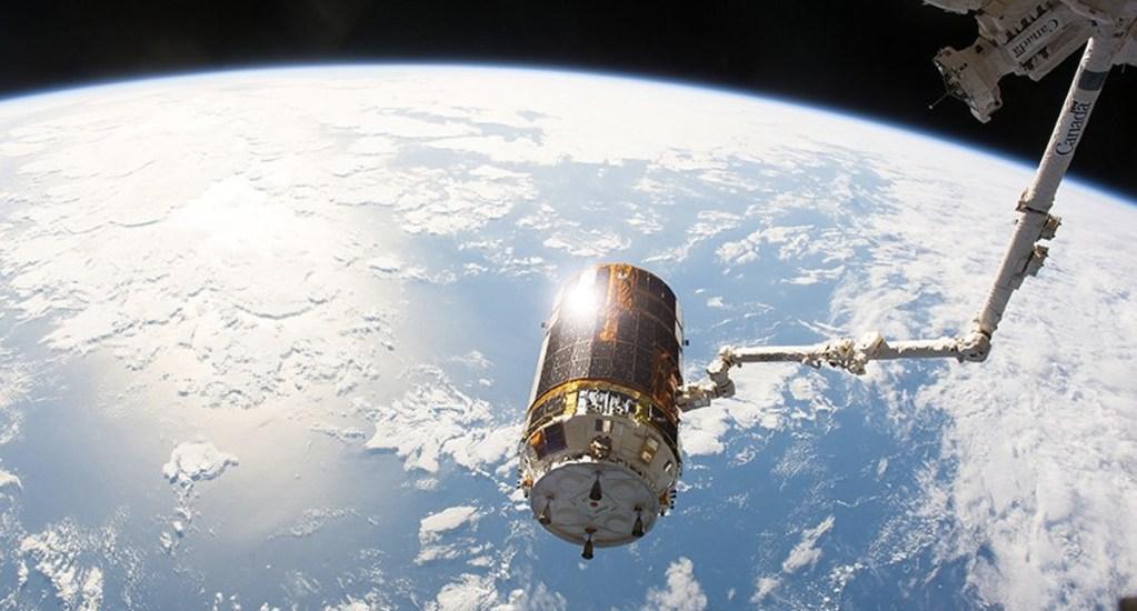 Pérdida de hermeticidad en Estación Espacial Internacional fue provocada - Foto de ISS