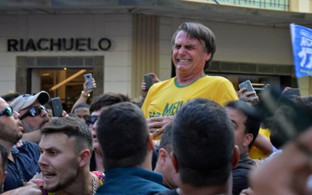 Hombre que apuñaló a Bolsonaro no irá a la cárcel por trastorno mental - Foto de AFP