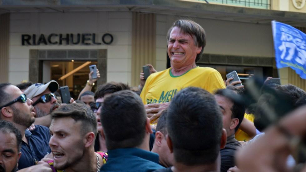 La campaña electoral brasileña cada vez más incierta, compleja y violenta: Zovatto - Foto de AFP