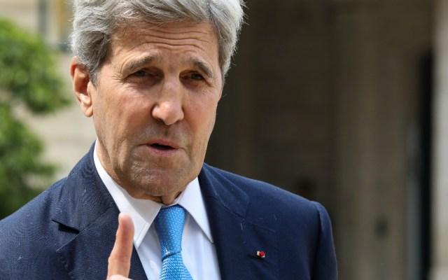 John Kerry no descarta ir por la presidencia de EE.UU. - Foto de AFP