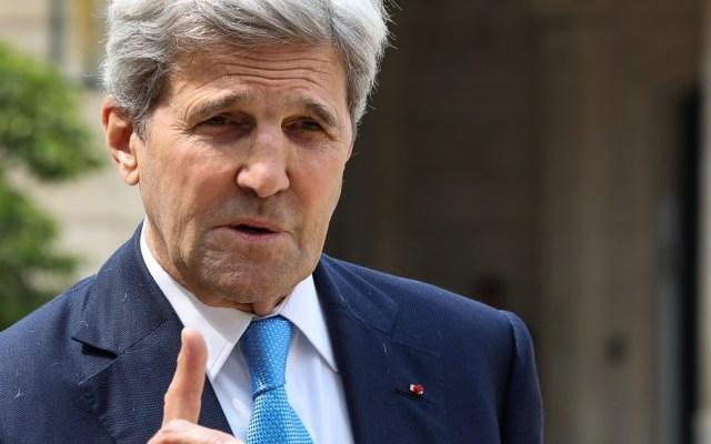 Trump arremete contra John Kerry por reunión con Irán - Foto de AFP / Ludovic Marin