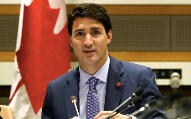 Trudeau pide respeto tras recibir amenazas de muerte - Justin trudeau pide respeto tras amenazas de muerte