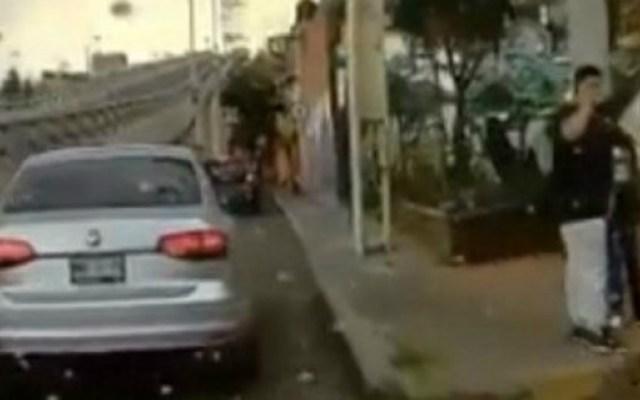 Alertan por banda de niños asaltantes en Periférico - Foto de internet