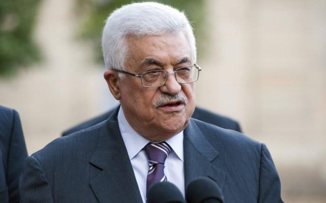 Estados Unidos sugirió a palestinos confederarse con Jordania: ONG - Mahmud Abas. Foto de internet