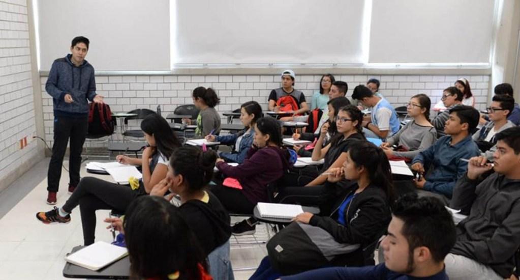 Regresan a clases 34 escuelas y facultades de la UNAM - Foto de @UNAM_MX