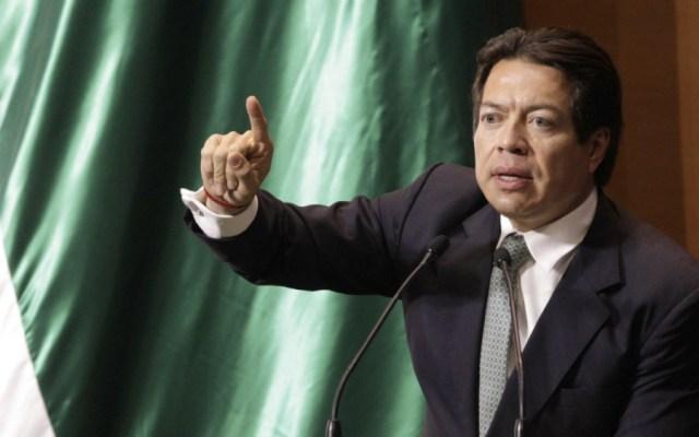 Guardia Nacional no llevará a militarización del país: Mario Delgado - mario delgado descarta militarización del pais por guardia nacional
