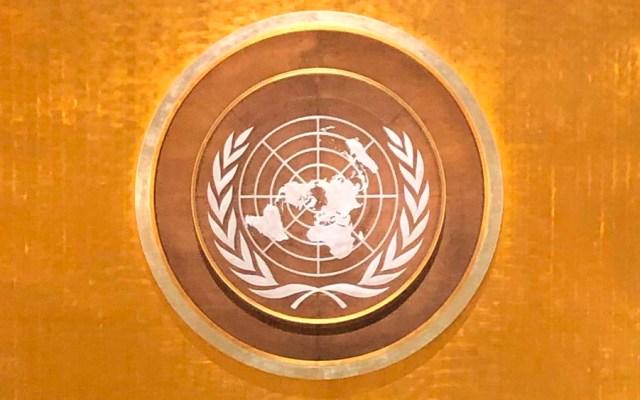 México solicita a ONU eliminación total de armas nucleares - Foto de @SRE_mx