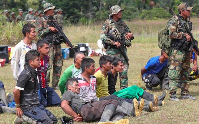 Abaten a líder de Sendero Luminoso en Perú - Foto de Internet