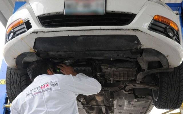 Procuraduría capitalina abre módulos para verificar autos usados - Foto de PGJ