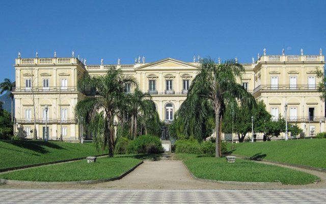 Piden recursos para reconstrucción de Museo Nacional de Río de Janeiro - Foto de Internet