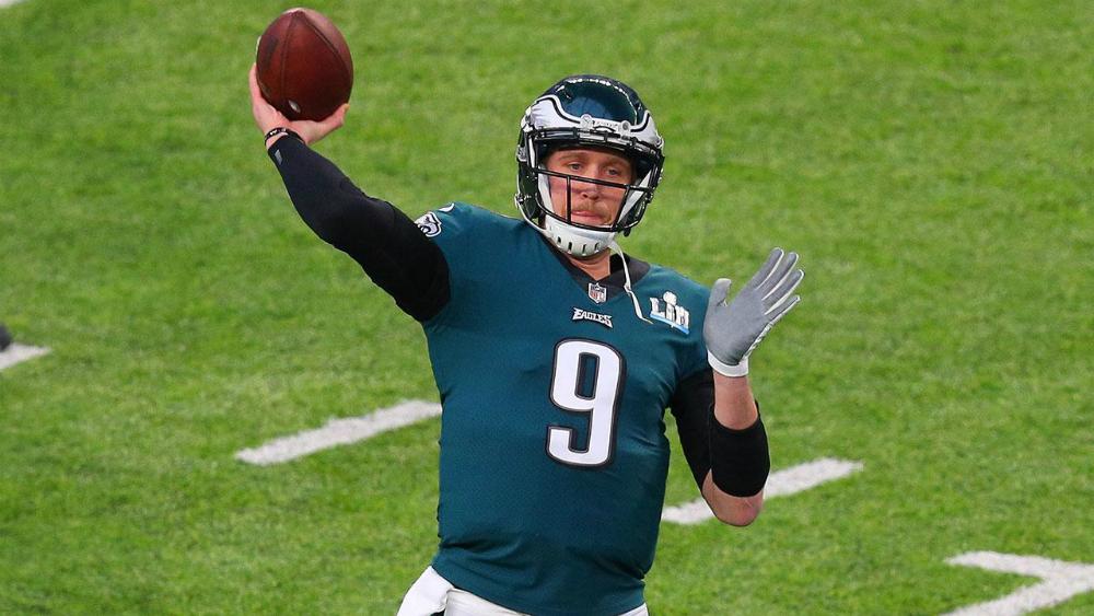 Los Eagles vencieron a Falcons en un emocionante arranque de temporada — FINAL