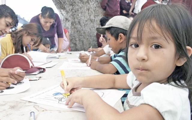 México: 33 mil menores de edad viven separados de sus familias - Foto de Internet