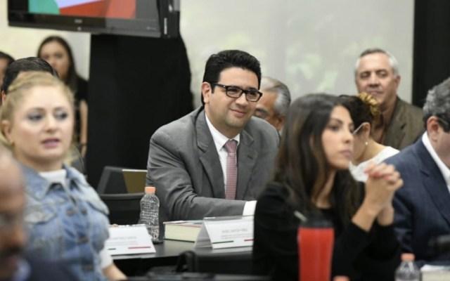 Senado recibe notificación de juicio electoral de Noé Castañón - Castañón