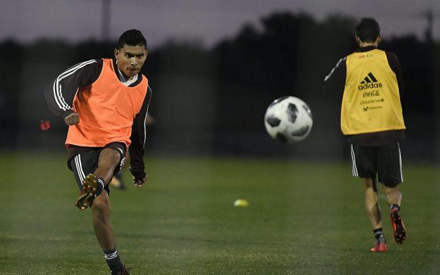 Orbelin Pineda causó baja de la Selección - Foto de @miseleccionmx