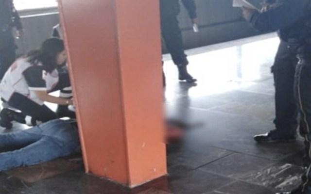 #Video Balean a agente ministerial en Metro Aragón