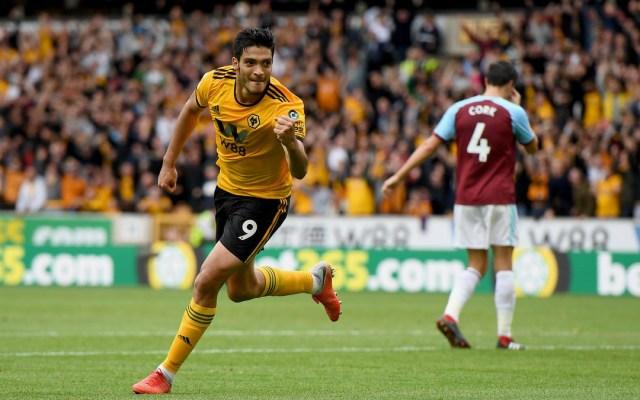 Raúl Jiménez anota en la victoria del Wolverhampton - Foto de Internet