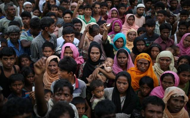 Condenan a periodistas por investigar la masacre rohinyá en Myanmar - Foto de Internet