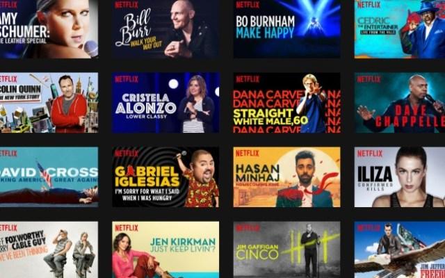 Las mejores series de comedia en Netflix