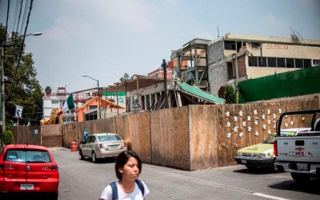 Renuncia abogado a defensa de directora del Colegio Rébsamen - Foto de PEDRO PARDO / AFP