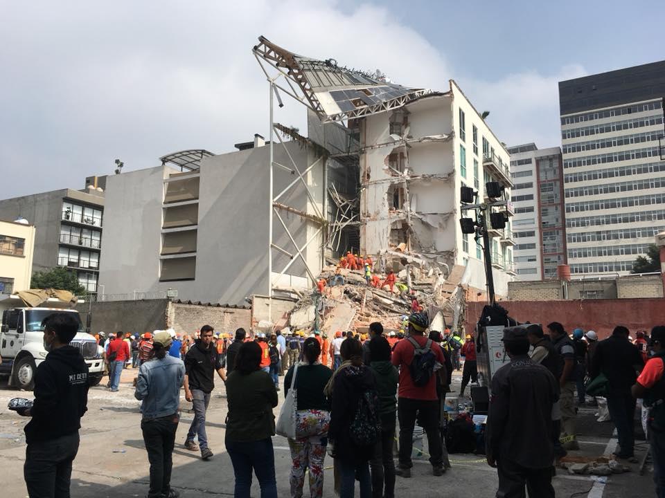 A un año del sismo; el testimonio de los damnificados - Foto de Tania Villanueva/ López-Dóriga Digital