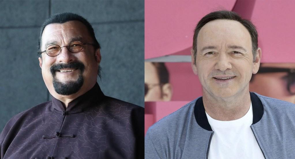 Rechazan cargos contra Kevin Spacey y Steven Seagal de hechos ocurridos en los 90 - Foto de El País