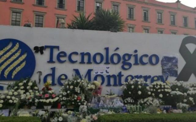 El Tec de Monterrey recuerda a los alumnos que murieron en el sismo - Foto de Internet