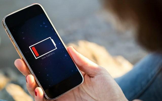 Baterías de teléfonos recientes duran menos que modelos anteriores - Foto de internet