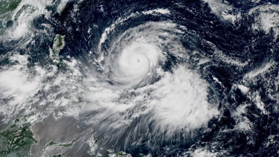 Alerta en Filipinas por tifón categoría 5 - Foto de Internet
