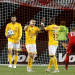 Tigres se lleva el título de la Campeones Cup 2018